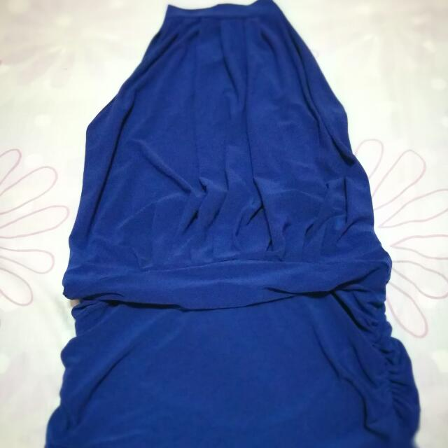 Haltered Coktail Dress