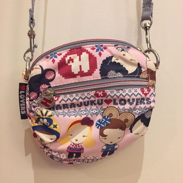 """HARAJUKU"" Shoulder Bag"