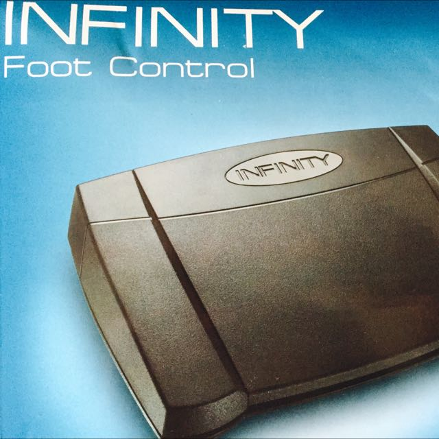 Infinity Foot Control Pedal For Sale