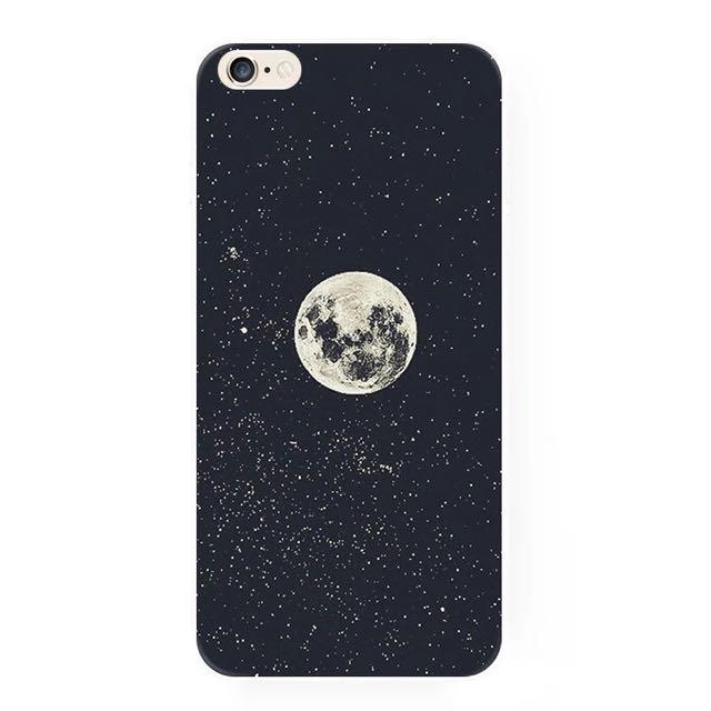滿天星星iPhone手機殼(A)