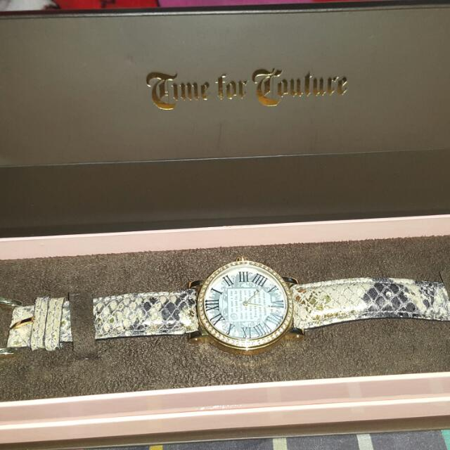 Repriced - Juicy Couture Watch Authentic