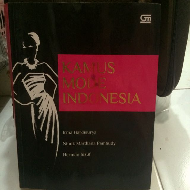 KAMUS MODE INDONESIA