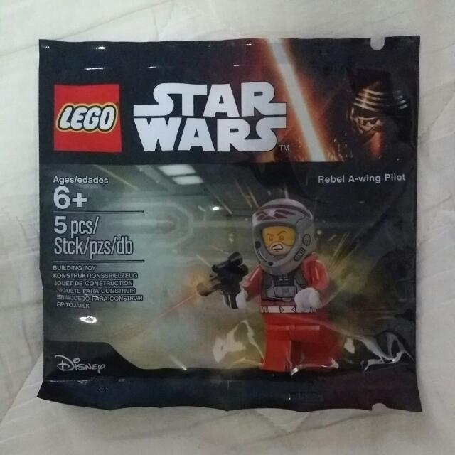LEGO STAR WARS REBEL A WING PILOT SEALED BRAND NEW