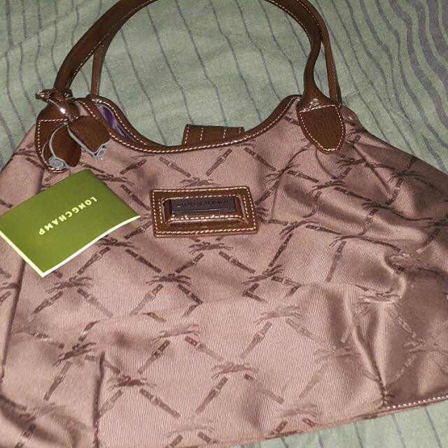 Repriced Longchamp Leather Hobo Bag- Repriced
