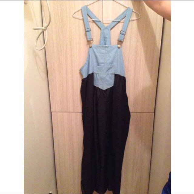 Maxi Dress Jumper
