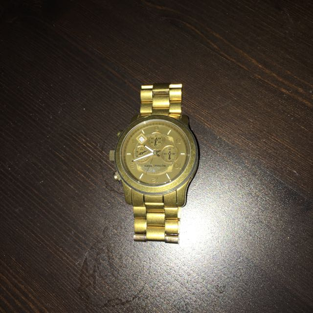 Michael Kors Gold Like Watch