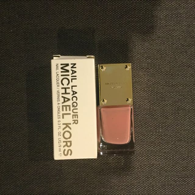 MICHAEL KORS Nail Polish (NEW)
