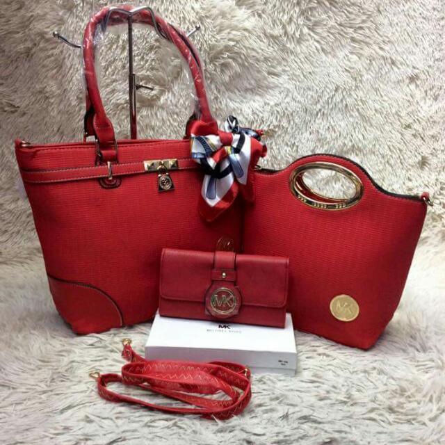 MK bag Set