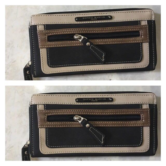 New Wallet By Sophie Paris