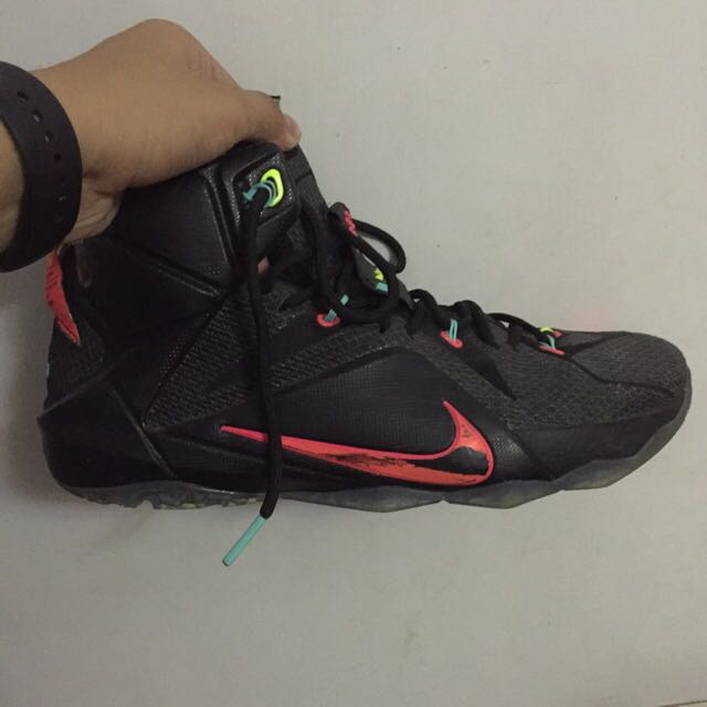 outlet store bc49f d4bbb Nike LeBron James 12