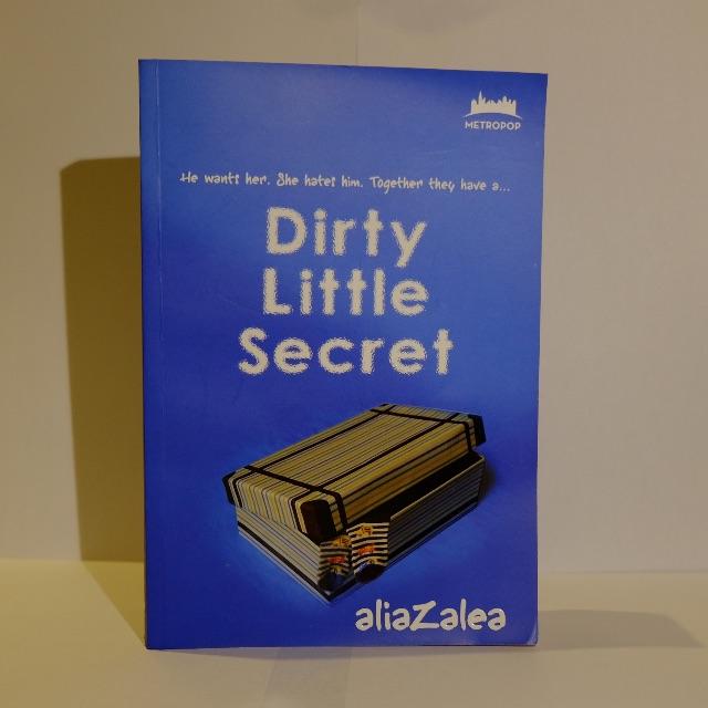 """Novel """"Dirty Little Secret"""" by AliaZalea"""