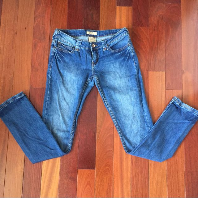 Paradise Blues for Bluenotes Skinny Jeans
