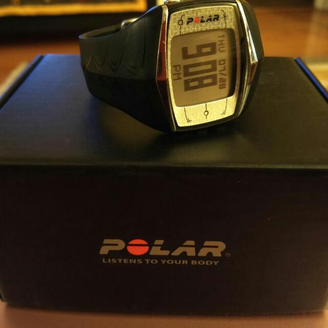 Polar FT 60 Watch