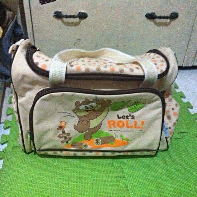 Pre-Love looney Toones Baby Bag/diaper Bag
