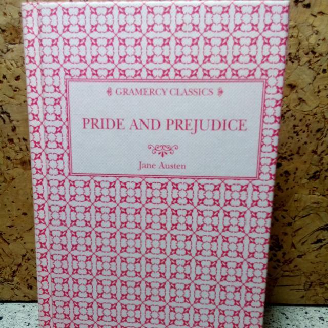 【經典】傲慢與偏見 Pride And Prejudice  - Jane Austen 原文書