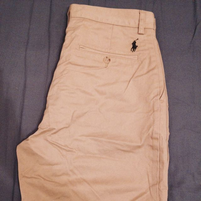Ralph Lauren Polo Mens Cotton Short