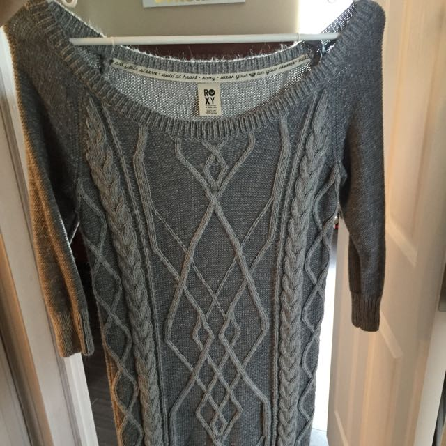 Roxy Sweater Dress