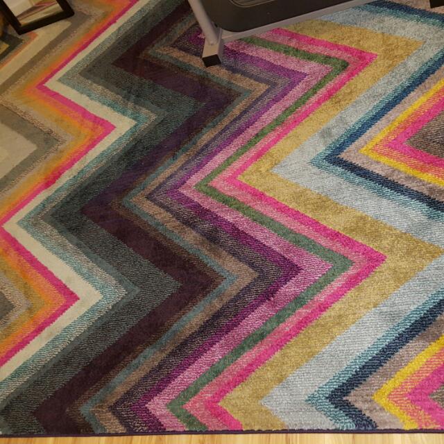 Rug Carpet Colourful