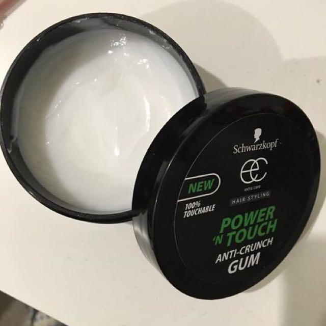 Schwarzkopf Power N Touch Anti-crunch Hair Gum