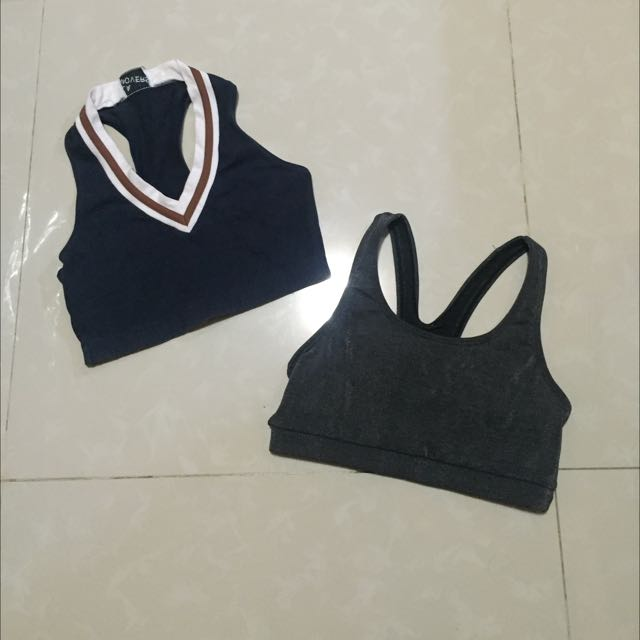 Sporty Tops