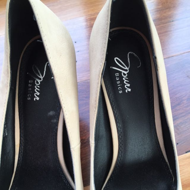 Spurr Basic Heels Size 7 Brand New Without Tag