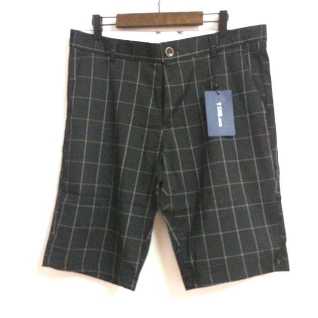 盧廣仲style短褲