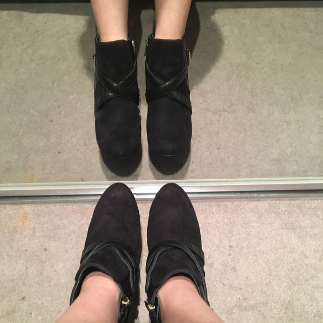Super Stylish Black Boots