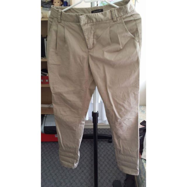 Talula khaki pants