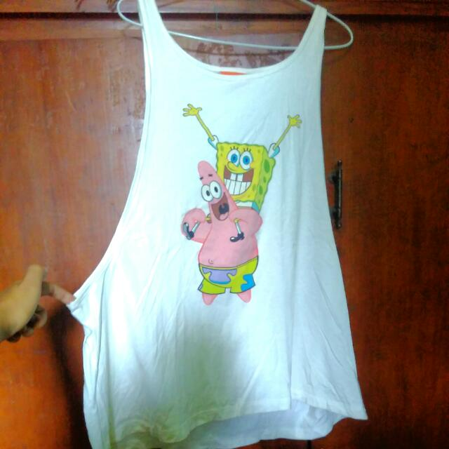 Tanktop Spongebob