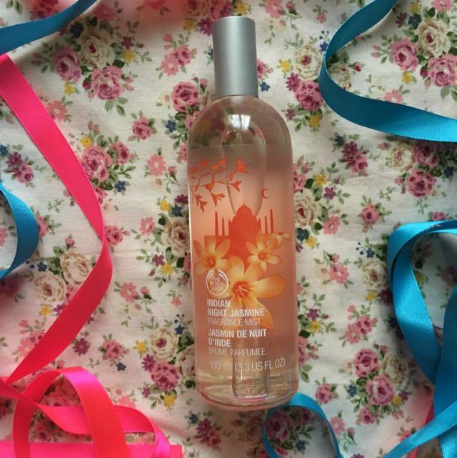 The Body Shop Indian Night Jasmine Perfume