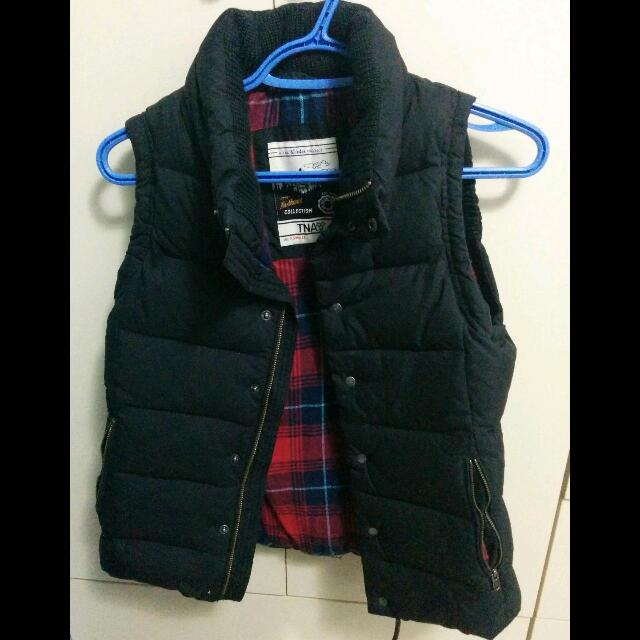 *reserved* tna puffer Vest Sz Xs
