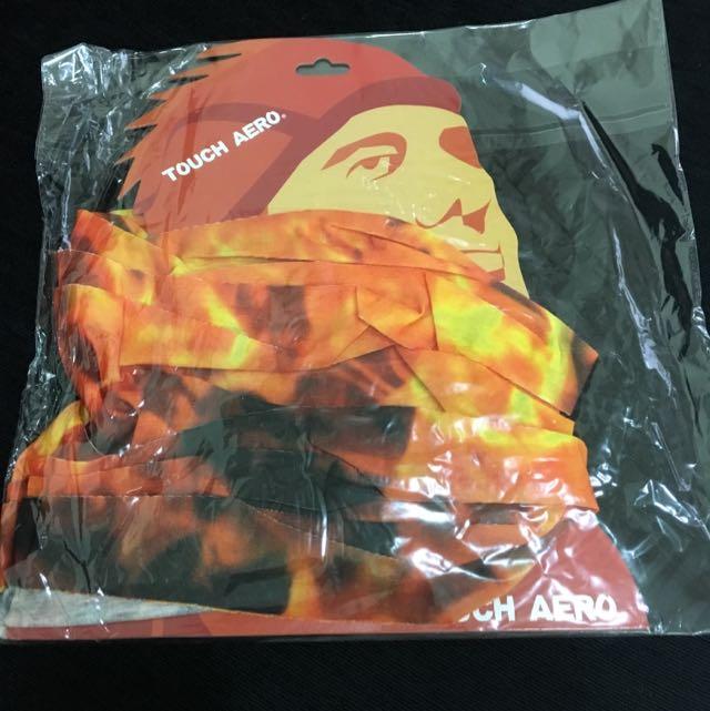 Touch Aero 魔術頭巾