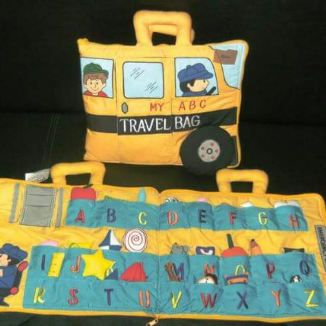 Travel Bag / Fabric Toys/ Soft Toys