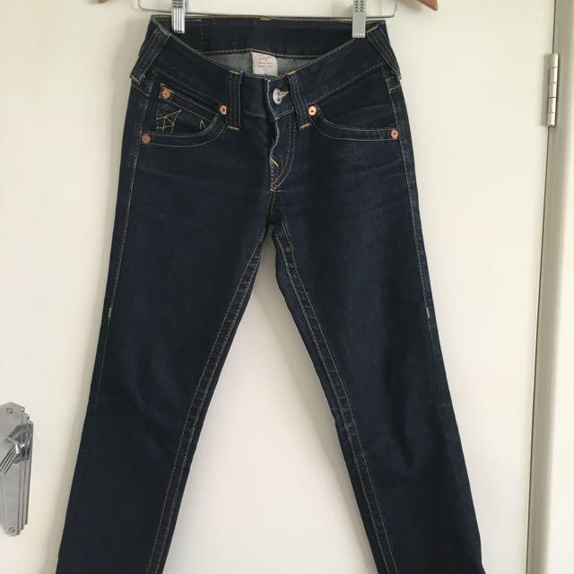 True religion Straight Legged Jeans