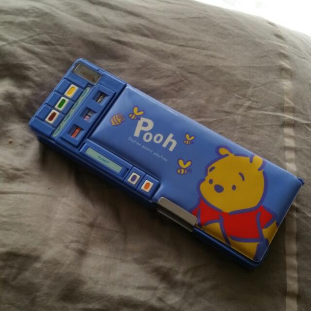 Winnie The Pooh Multitool Pencil Case