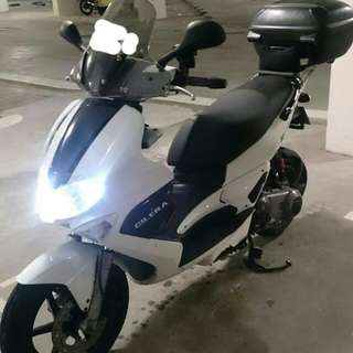 Gilera ST200 (Price Negotiable)