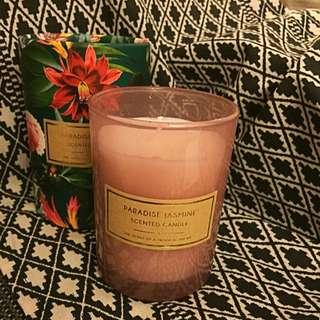 芳香精油蠟燭