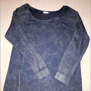 Garage Acid Wash Sweater