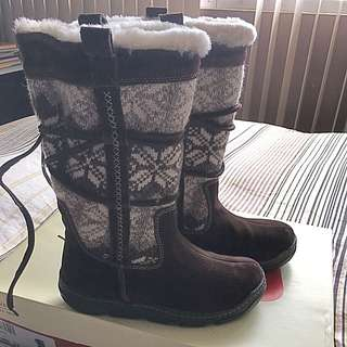 Clarks Winter Boots