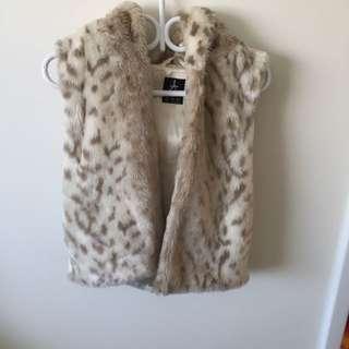 Primarks (England) Fur Jacket