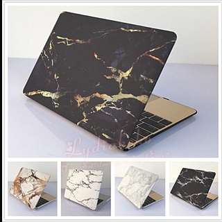 Marble Cases For Any MacBook