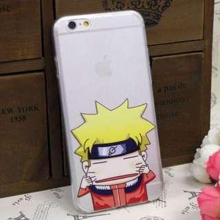 iPhone SE Naruto Case