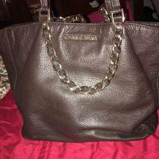Authentic Michael Kors Leather