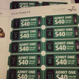 ipg Tickets
