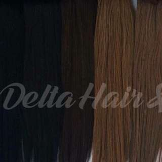 100% European REMY Human Hair Extensions Clip Ins and Tapes