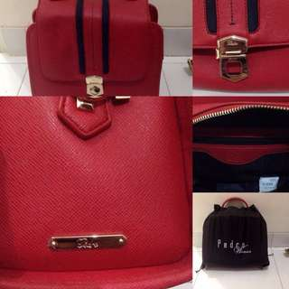 Pedro Exclusive Red Bag