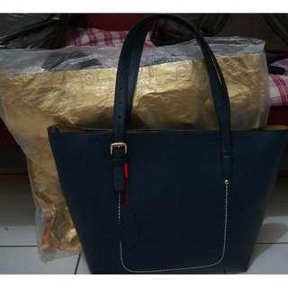 REPRICE Preloved Bellezza Bag (Blue)