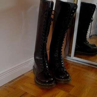 Doc Marten Tall Rubber Boot