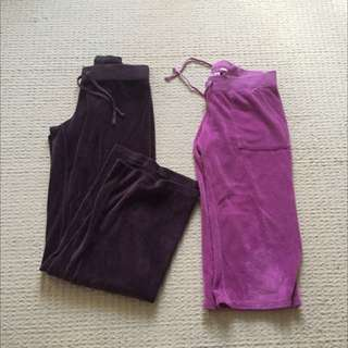 Size S - Juicy Couture Bottoms