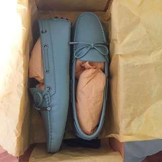 真品Tod's 豆豆鞋